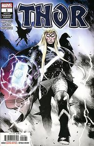 [Thor #1 (Coipel Premiere Variant) (Product Image)]