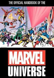 [Official Handbook Of The Marvel Universe: Omnibus (Hardcover) (Product Image)]