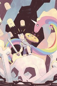 [Adventure Time Comics #22 (Product Image)]