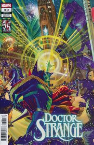 [Doctor Strange #20 (Alex Ross Marvels 25th Variant) (Product Image)]