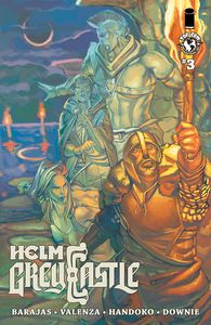 [Helm Greycastle #3 (Cover B Downie) (Product Image)]