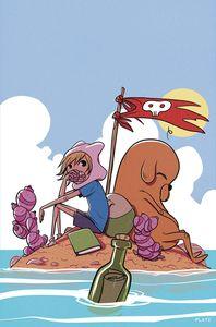 [Adventure Time Comics #22 (Subscription Dewey Variant) (Product Image)]