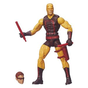 [Daredevil: Marvel Legends Action Figure: Yellow Costume (Product Image)]