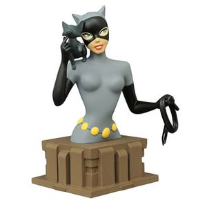 [DC: Batman Animated: Bust: Catwoman (Product Image)]