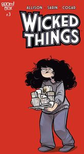 [Wicked Things #3 (Cover A Sarin) (Product Image)]