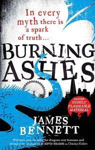 [Burning Ashes: A Ben Garston Novel (Product Image)]