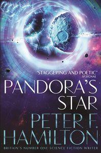 [Commonwealth Saga: Book 1: Pandora's Star (Product Image)]