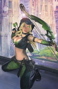 [Robyn Hood: Justice #1 (Cover C Burns) (Product Image)]
