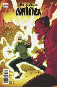 [Doctor Strange: Damnation #4 (Lim Variant) (Legacy) (Product Image)]