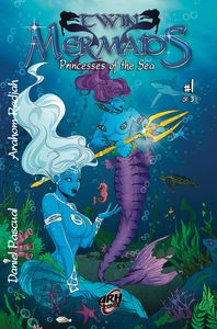 [Twin Mermaids: Princesses Of The Sea #1 (Product Image)]