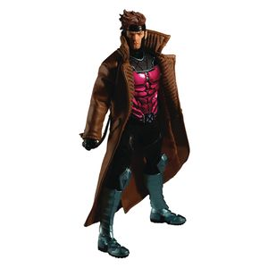 [X-Men: Action Figure: Gambit One (Product Image)]