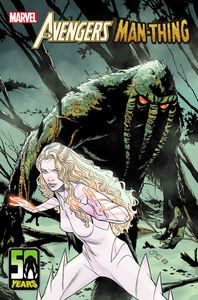 [Avengers: Curse Man-Thing #1 (Sprouse Variant) (Product Image)]
