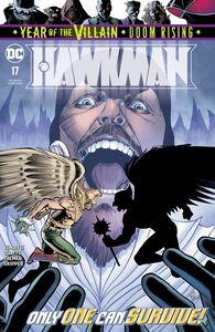 [Hawkman #17 (YOTV) (Product Image)]