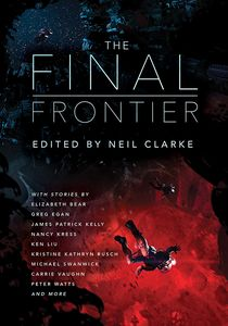 [The Final Frontier: Stories Of Exploring Space, Colonising The Universe & First Contact (Product Image)]