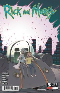 [Rick & Morty #60 (Cover A Ellerby) (Product Image)]