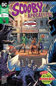 [Scooby Apocalypse #33 (Product Image)]