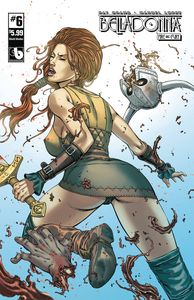[Belladonna: Fire Fury #6 (Shield Maiden) (Product Image)]