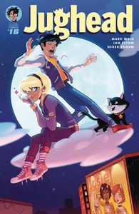 [Jughead #16 (Cover B Stephen Byrne) (Product Image)]