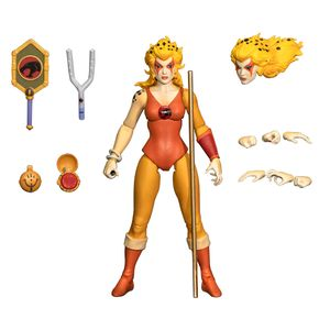 [Thundercats: Ultimates Action Figure: Cheetara (Product Image)]