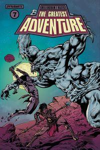 [Greatest Adventure #7 (Cover C Castro) (Product Image)]