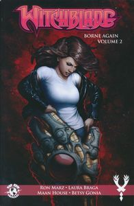 [Witchblade: Born Again: Volume 2 (Product Image)]