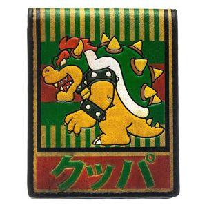 [Nintendo: Bifold Wallet: Bowser Kanji (Product Image)]