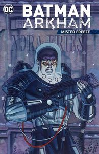 [Batman Arkham: Mister Freeze (Product Image)]