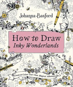 [How To Draw Inky Wonderlands (Product Image)]