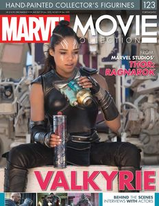 [Marvel Movie Figurine Collection #123: Valkyrie Scrapper (Product Image)]