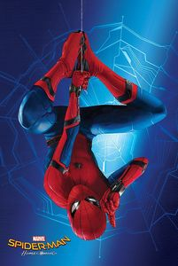 [Spider-Man Homecoming: Movie Poster: Hang (Product Image)]