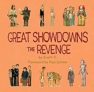 [Great Showdowns: The Revenge (Hardcover) (Product Image)]