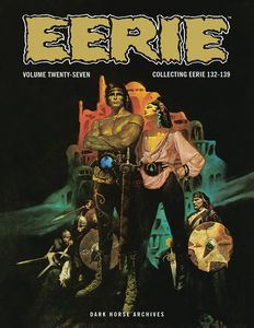 [Eerie Archives: Volume 27 (Hardcover) (Product Image)]