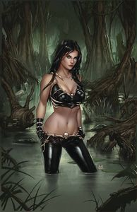 [Grimm Fairy Tales: Day Of The Dead #3 (Cover C Krome) (Product Image)]