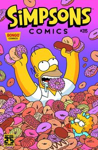 [Simpsons Comics #215 (Product Image)]