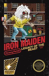 [Iron Maiden: Legacy Of The Beast: Volume 2 Night City #5 (Cover C Tbd) (Product Image)]