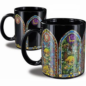 [The Legend Of Zelda: Mug: Link Heat Change (Product Image)]