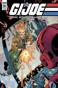 [GI Joe: A Real American Hero #253 (Cover B Royle) (Product Image)]