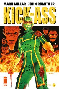 [Kick-Ass #4 (Cover C Mayhew Variant) (Product Image)]