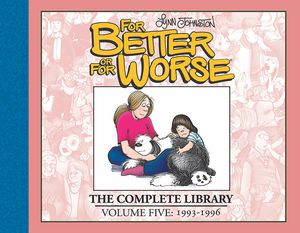 [For Better Or For Worse: The Comp Library: Volume 5 (Hardcover) (Product Image)]