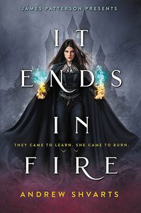 [It Ends In Fire (Hardcover) (Product Image)]
