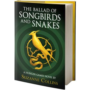[The Ballad Of Songbirds & Snakes: A Hunger Games Novel (Hardcover) (Product Image)]
