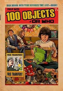 [100 Objects Of Doctor Who (Product Image)]