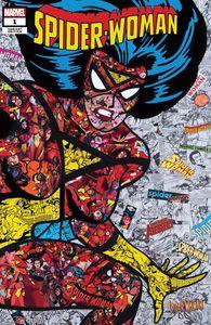 [Spider-Woman #1 (Mr Garcin Variant) (Product Image)]