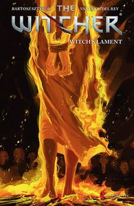 [The Witcher: Volume 6: Witch's Lament (Product Image)]