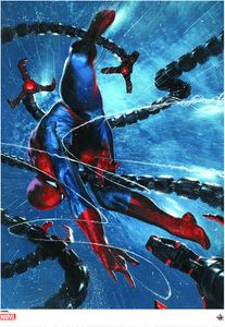 [Marvel Comics: Giclee Print: Spider-Man By Gabriele Dell'Otto (Clone Conspiracy #2) (Product Image)]