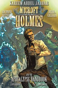 [Mycroft Holmes: The Apocalypse Handbook (Product Image)]