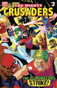 [Mighty Crusaders #3 (Cover A Shannon) (Product Image)]