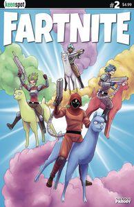 [Fartnite (Cover B Llama Riders In Sky) (Product Image)]