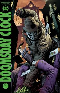 [Doomsday Clock #7 (Variant Edition) (Product Image)]