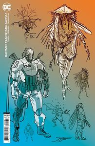 [Batman: Fear State: Alpha #1 (One Shot Jorge Jimenez Cardstock Variant) (Product Image)]